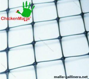 Malla gallinera chickenmalla muestra