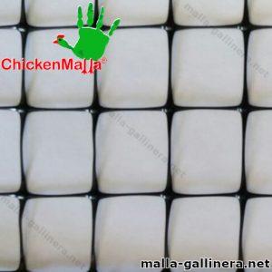 Malla plástica chickenmalla de muestra